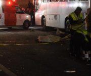Suman 13 muertos por accidente en la México-Pachuca