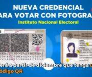 Esta será la nueva credencial de elector aprobada por el INE