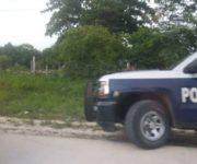 Feminicidio el de mujer muerta en Pedro Escobedo, fue lanzada desde camioneta en movimiento