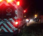 Muerte sorprende a joven mujer, fallece en brazos de su esposo en Cuadrilla de Enmedio SJR