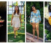 Presentan a candidatas de Fiestas Arroyo Seco 2019