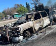 Presuntos delincuentes y Fuerzas de Seguridad se enfrentan en Coahuila
