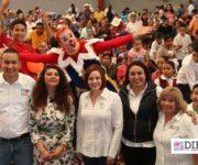 Celebran Posada Navideña SMDIF y SEDIF en Arroyo Seco