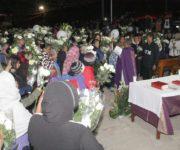 Celebran Misa en Memoria de los Fallecidos en Lamentable Accidente en Fuentezuelas, Tequisquiapan