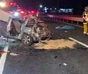 Muere mujer en accidente en Querétaro, 9 personas más resultaron heridas