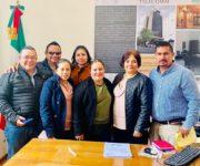 Gestiona Marina Ponce reapertura de Telecomm en Landa de Matamoros Cabecera Municipal