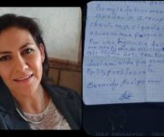 Hermano de Nancy la habría mandado matar; esta es la carta que exculpa al Chileno