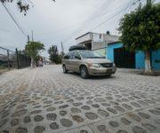 Gobierno de SJR entrega obra en colonia abandonada por administraciones pasadas