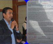 Reclamos y denuncia contra Amarildo Bárcenas por obras de mala calidad en P. Escobedo