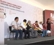 EN VIDEO: Con abucheos y rechifla reciben a Rosendo Anaya comunidad indígena de Amealco