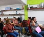 Se reúne en Landa de Matamoros Liga de Futbol Femenil