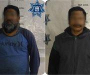 Policías de El Marqués aseguraron a cuatro personas por alterar el orden público