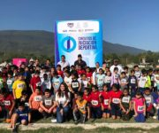 Iliana Montes y el INDEREQ realizan Primer Circuito de Iniciación Deportiva en Arroyo Seco