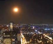-Video- Confirman avistamiento de meteorito en cielo mexicano
