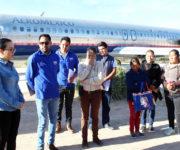 Se reúne Diputada Lety Rubio con Madres de Familia del CAM Cadereyta de Montes