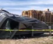 Muere Conductor al ser Embestido por Pipa en la México-Querétaro