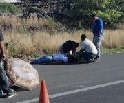 11 lesionados, un Código Rojo, deja el impacto de una pipa contra camión de pasajeros en SJR