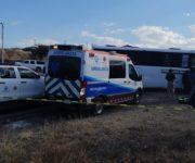 Muere en hospital mujer que fue arrollada por pipa en San Juan del Río