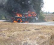 Bloqueos en Guanajuato por operativos contra el Cártel de Santa Rosa de Lima