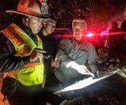 Buscan cuerpo de hombre que presuntamente cayó  a bordo de San José Galindo, SJR
