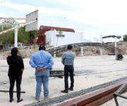 Juan Carlos Linares supervisa obras sociales en comunidades de Peñamiller