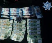 Policías de El Marqués detienen a mujer con billetes falsos