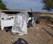 Detienen a 2 presuntos asesinos de los Policías de Tolimán