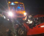 Muere en fatal accidente joven sobre la rúa a Santa Bárbara la Cueva, SJR