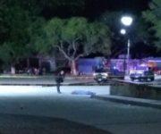Asesinan a balazos a hombre en San Clemente, Pedro Escobedo