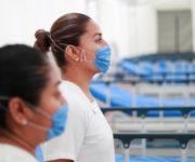 Muere la primera mujer por coronavirus en México; van 5 decesos