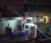 -VIDEO- Así trasladan a paciente de probable COVID-19 en Colón