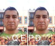 Identificado el ejecutado en Huichapan, era de Paso de Mata, SJR