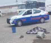 Chofer de camión suburbano atropella y mata a mujer en San Juan del Río