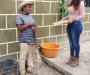 Premia alcaldesa Iliana Montes a ganadores del Día del Padre en Arroyo Seco