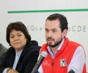 """""""Paul Ospital, no es más dirigente del PRI en Querétaro"""": TEEQ"""