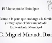 Muere ex alcalde priísta de Huimilpan