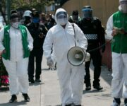 Hoy 5 decesos y 76 casos de COVID-19 en Querétaro