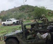 Enfrentamiento entre supuestos miembros del CJNG y Guardia Nacional deja cinco muertos