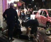 Camioneta embiste a motociclistas en San Juan del Río