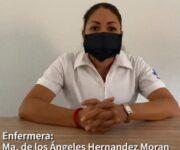 Desmienten a enfermera de Querétaro, por esto la despidieron -ENTÉRATE-