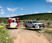 Buscan cuerpo de hombre ahogado en Presa de Cerro Gordo, SJR