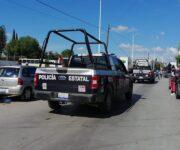 Catean locales en Tianguis 5 de Mayo, hallan droga y detienen a 4 en SJR