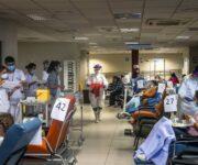 Casi saturado Hospital Covid de Querétaro
