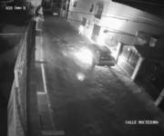 -VIDEO- sujeto quema camioneta en Tequisquiapan