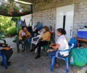 Francis Escamilla continúa apoyando a grupos vulnerables en Arroyo Seco
