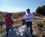 A la gente del campo, Roberto Cabrera entrega su Segundo Informe de actividades