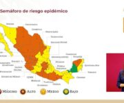 Querétaro regresa a Color Naranja, por Covid
