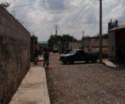 Matan a balazos a hombre en El Organal, SJR