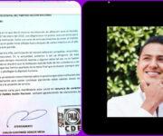 Renuncia al PAN el Presidente del Comité Directivo Municipal de Tequisquiapan -EXCLUSIVA-