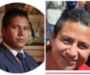 AUDIO: Trasgrede ley electoral Secretario de Gobierno de Colón, promueve candidato